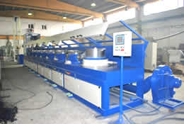 UMS600 Wire Drawing Machines