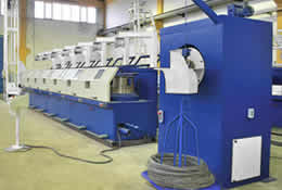 UMH600 Wire Drawing Machines