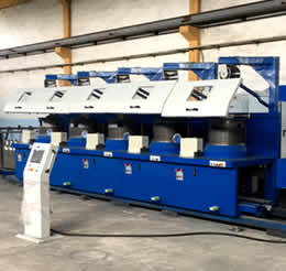 UMH 600 Wire Drawing Machines